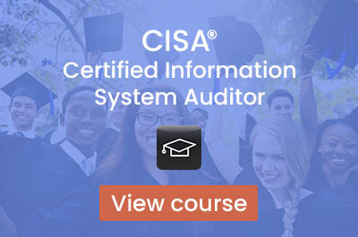 CISA Prep course (5 days)