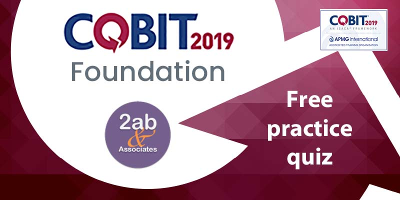 Quiz COBIT 2019 Foundation