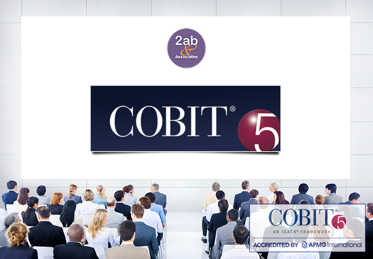 All our COBIT® 5 training courses