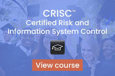 CRISC Prep Course (4 days)