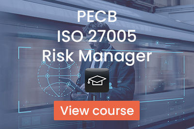 Cours et Certification PECB ISO 27005 RM
